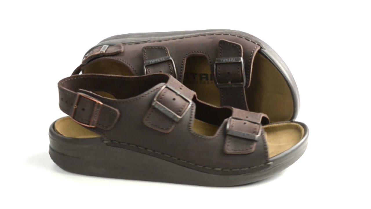 By Sandals And Leatherfor Nebraska Tatami Men Oiled Birkenstock xBWreCQdo