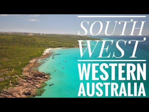 Western Australia's Stunning South West in 4K