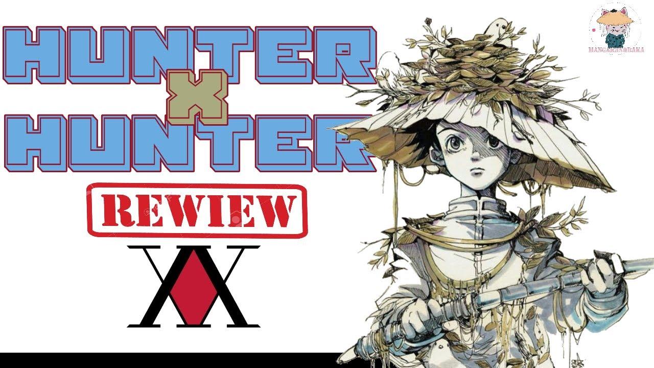 🎣Aunque no tenga FINAL les GANA | Hunter x Hunter / Besto Shonen ⚜️ | GUERRA de GIGANTES del SHONEN