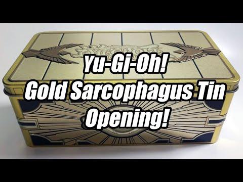 Yu-Gi-Oh! 2019 Mega Tin Opening