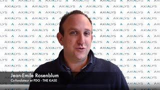 The Kase utilise le Voice Management d'Axialys