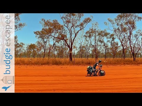 GIBB RIVER ROAD | Episode 7 - Adventures of a solo round the world cyclist