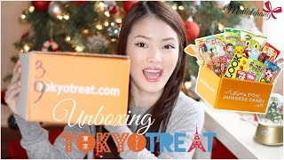 Tokyo Treat Unboxing ♥ Thử Đồ Ăn Vặt Của Nhật ♥ Nov 2016 | mattalehang