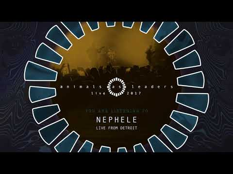 ANIMALS AS LEADERS - Nephele (Live from Detroit)