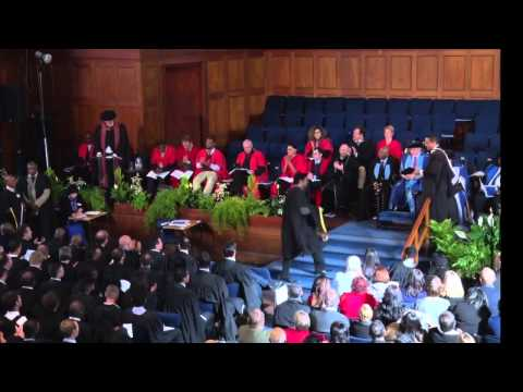 UCT Graduation 2015: Faculty of Commerce and Graduate School of Business (12 Jun)