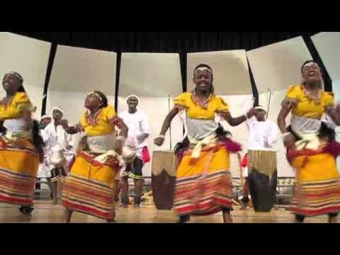 Chicago Children's Choir & Children of Uganda-2012 Tour of Light [5/7]