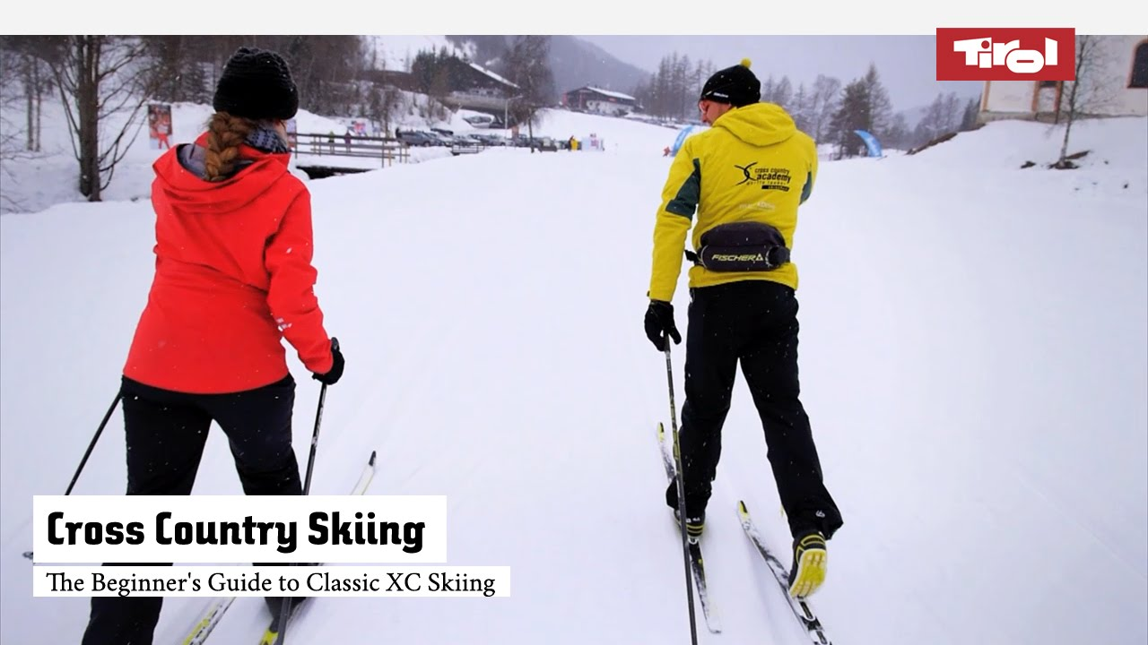 48ec8f3967d8 The Beginner s Guide to Classic Cross Country Skiing - YouTube