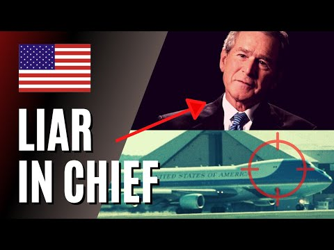 NEW! George Bush Caught Still Lying About 9/11