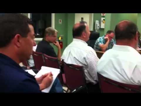 July 22, 2014 Mann vs. Ford CAG meeting