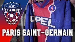 L'histoire du maillot du PARIS SAINT-GERMAIN  (S2E1)