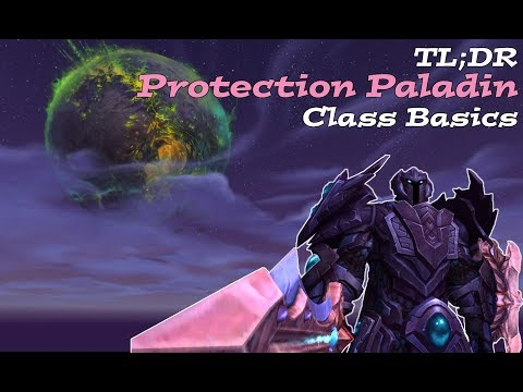 TL;DR Prot Paladin Guide 7.3 | Basics for beginners