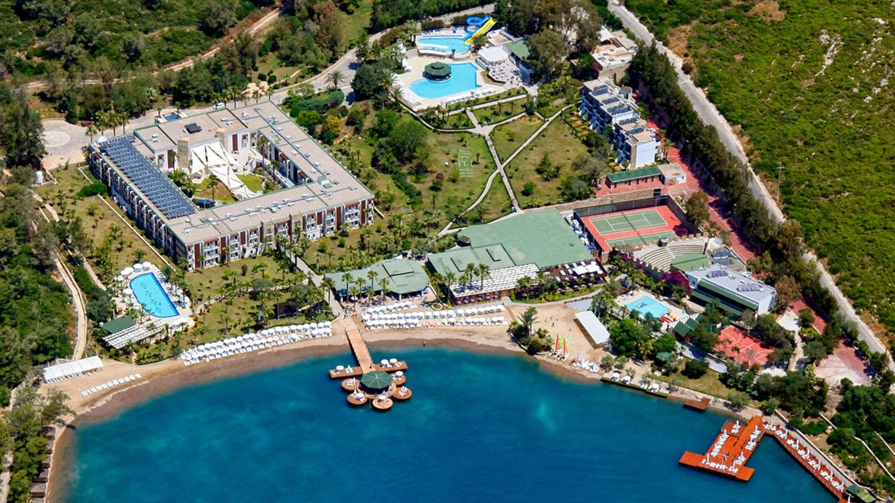 Hotel Crystal Green Bay Resort And Spa Bodrum