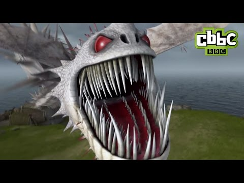 CBBC: Dragons Defenders of Berk - Angry Whispering Death