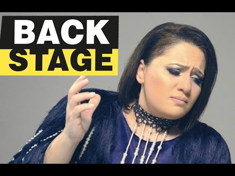 Sona Shahgeldyan - Kez Em Sirel .../ BACKSTAGE / Sona Shahgeldyan SLIMproduction U0026 ArgamblogTV