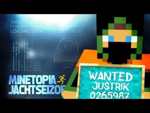 JUSTRIK op de VLUCHT! - Minetopia Jachtseizoen