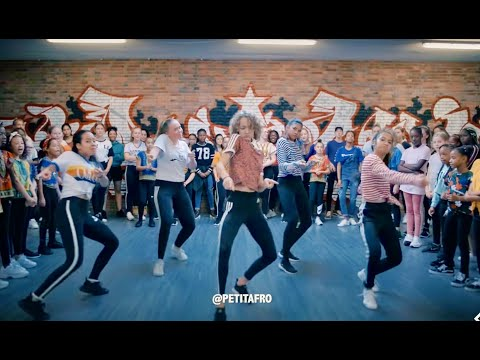 Petit Afro Presents - Afro Dance Workshop Part 3 || Choreo By Petit Afro || Video By Eljakim