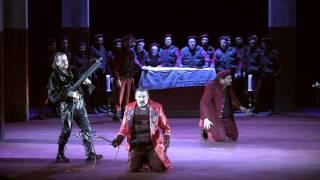 Theater Münster: IL TROVATORE (DER TROUBADOUR), Oper von Giuseppe Verdi
