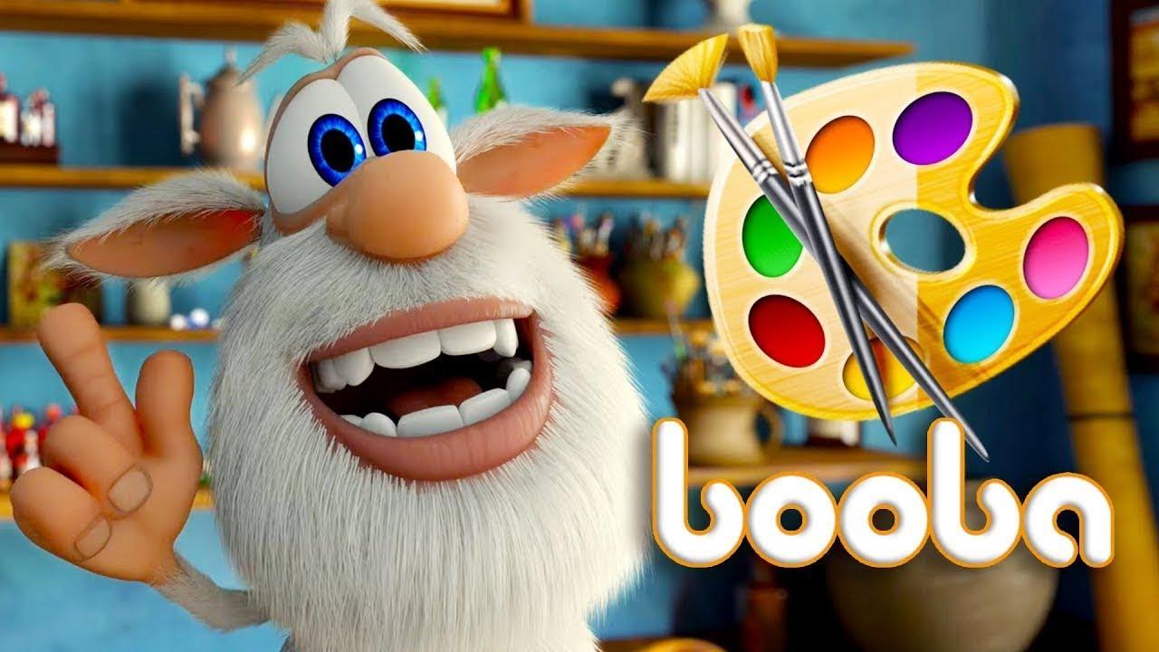 Booba ✨ Artist 💝 ศิลปิน 💥 การ์ตูนสำหรับเด็ก⭐ Super Toons TV Thaiai