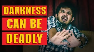 DARKNESS CAN BE DEADLY | Karachi Vynz | Mansoor Qureshi MAANi