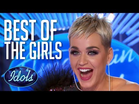 BEST Of The Girls on American Idol 2018 | Idols Global