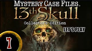 Mystery Case Files 7: 13th Skull CE [01] w/YourGibs - Chapter 1: RE-ASSEMBLY MYSTERY MAP - Part 1