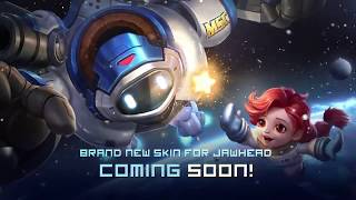 Mobile Legends- Bang Bang! Jawhead New Skin -Space Explorer-