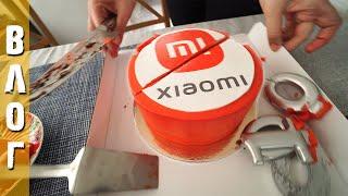 Торт Xiaomi
