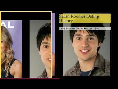 sarah roemer dating history