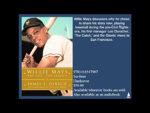 An Interview With Willie Mays Part 2