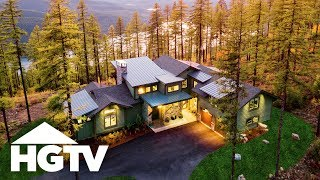 HGTV Dream Home 2019 - Outdoor Tour