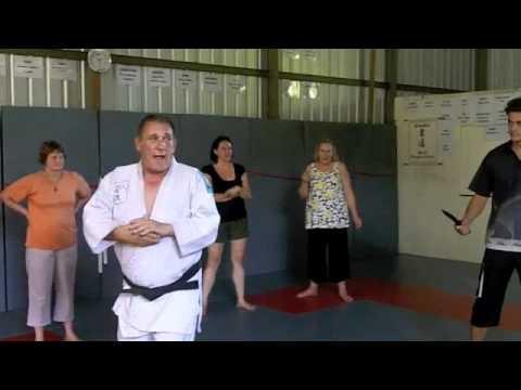 Crazy Jujitsu moves