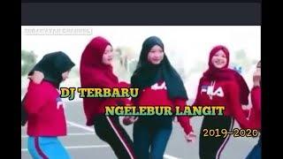 Gambar cover DJ NGELEBUR LANGIT TERBARU 2019 ENANK BUAT SELOW