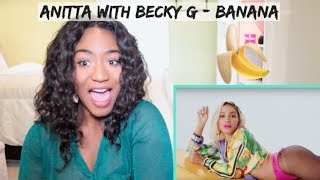 Baixar Anitta With Becky G - Banana (Official Music Video)   REACTION