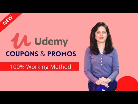 Udemy Coupons | 100% Working Method to Get Discount on Udemy Course | Udemy Offers 2020