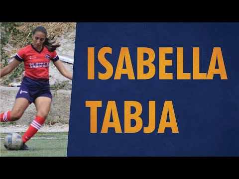 Isabella Tabja (Promotional Video) - Soccer