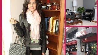 Furniture Shopping Vlog & Weekend Ootd