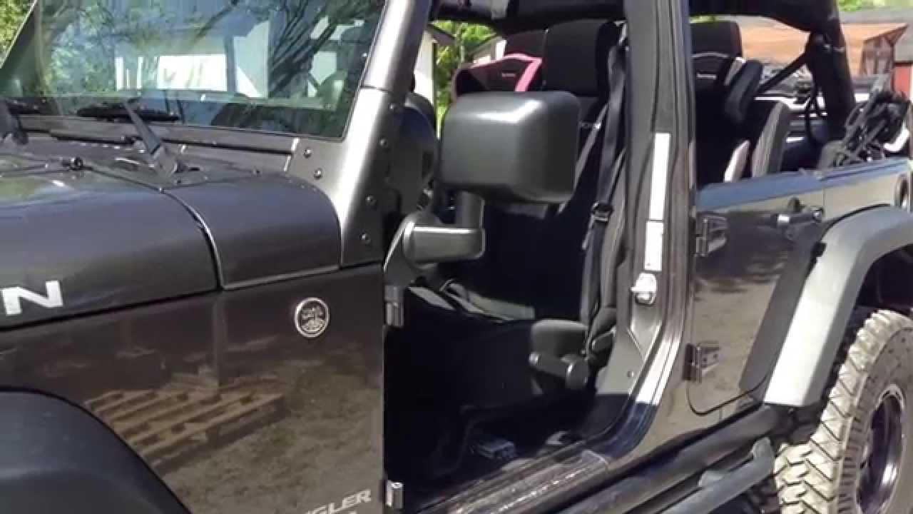 Aftermarket Dietech Offroad Jeep Jk Relocation Brackets