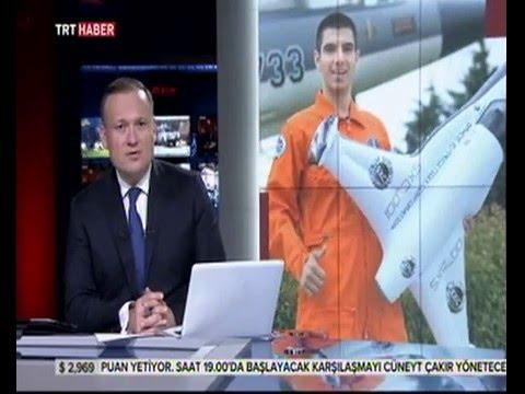 Türkiyenin En Genç Astronotu Halil Kayikci Trt Haberde Youtube