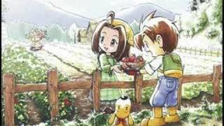 Mix - Harvest Moon: Back to Nature- Spring Theme