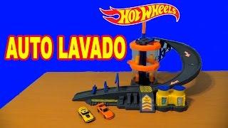 Hot Wheels Set AutoLavado de Triple Accion Review