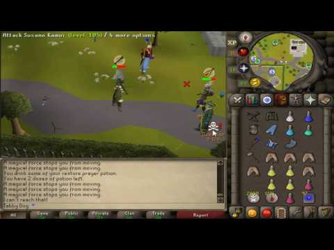Suicide DH Pking on SDMM