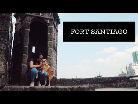 Fort Santiago - Lyqa Lakwatsera