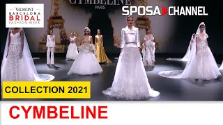 CYMBELINE Collection 2021 - Valmont Barcelona Bridal Fashion Week 2020