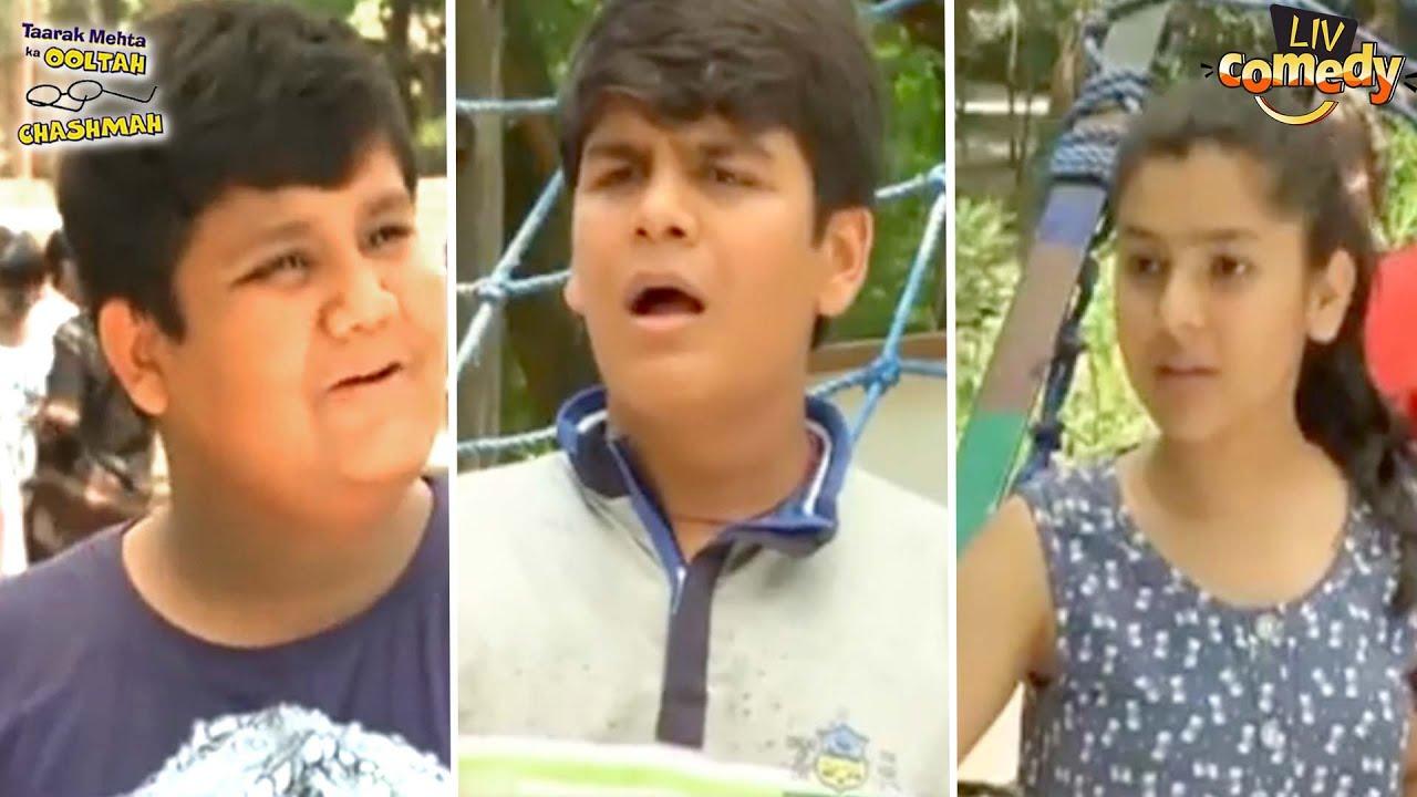 Tappu Sena से हुआ Bhide परेशान | तारक मेहता का उल्टा चश्मा | Tapu Sena Special