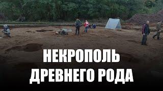В Зеленоградском округе нашли уникальный могильник IV-VI веков