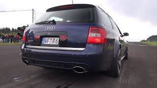 Audi RS6 (2002) Videos