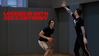 Locked in with Cole Anthony: Skill Workout