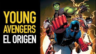 Young Avengers: El origen l Cómic narrado