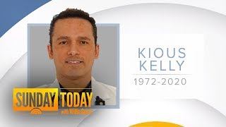 Kious Kelly, A Health Care Worker Treating Coronavirus Patients, Dies At 48 | Sunday TODAY