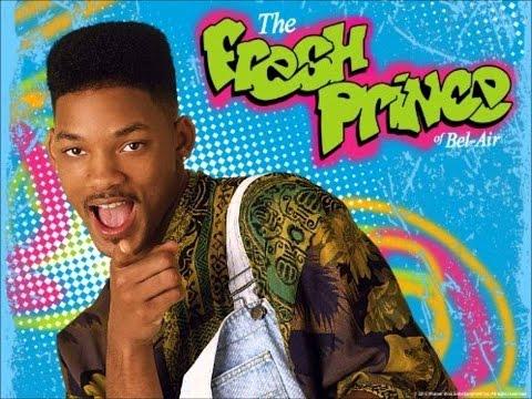 Fresh Prince of Bel-Air Theme Song (Instrumental)
